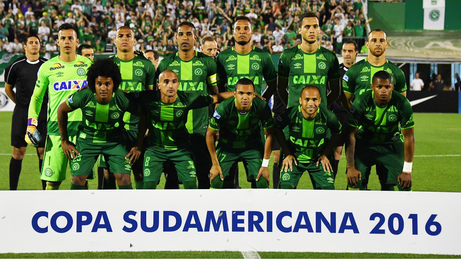Resultado de imagem para Chapecoense na Libertadores